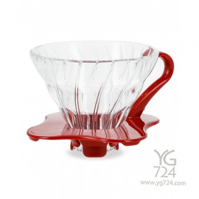 V60 Dripper 02 Red