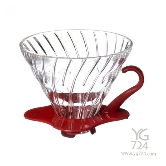 V60 Dripper Red